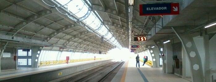 Estação Rio dos Sinos (Trensurb) is one of Estações Trensurb.