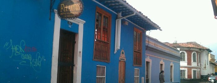 Fulanitos is one of La Candelaria.