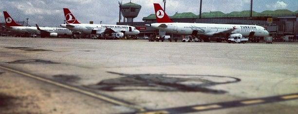 İstanbul Atatürk Havalimanı (IST) is one of Istanbul City Guide.