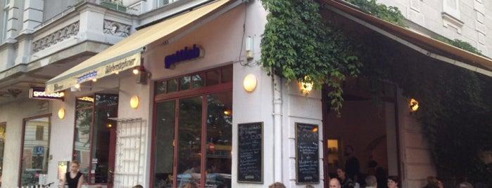 Gottlob is one of Restaurants Berlin.