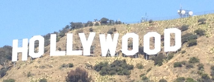 Hollywood Sign is one of Olly Checks In Los Angeles.