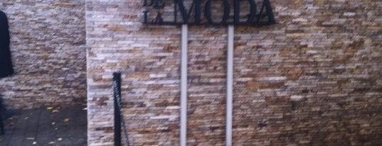 Museo de la Moda is one of Stgo. City.