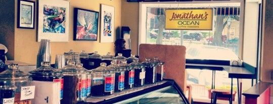 Jonathan's Ocean Coffee Roasters is one of More Coffee PLEASE!.