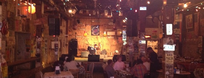 Ground Zero Blues Club is one of Mississippi.