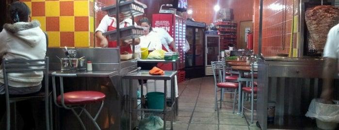 Burritos Marina is one of Azcapunk.