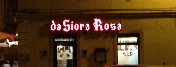 Buffet da Siora Rosa is one of Trieste.
