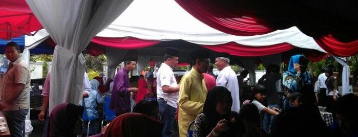 Taman rakyat mergong is one of rumah saudara mara.