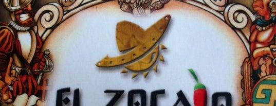 El Zocalo is one of Restaurants.