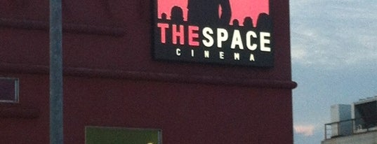Cinecity - The Space Cinema is one of I miei luoghi.