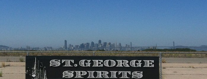 St. George Spirits is one of San Francisco City Guide.