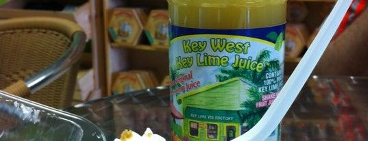 Key West Key Lime Pie Company is one of Keys.