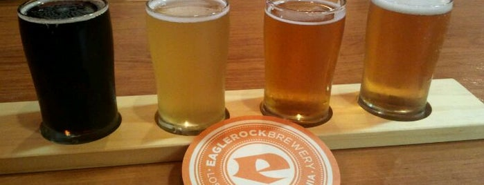 Eagle Rock Brewery is one of 15 Great Spots for a Summer Beer in Los Angeles.