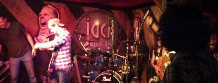 Jack Rock Bar is one of Bares e restaurantes BH.