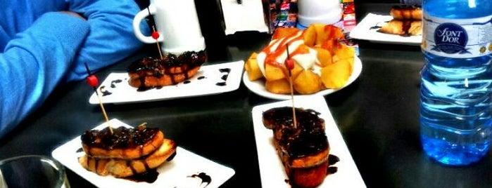 Los Vikingos Restaurant is one of BOOM Sitges.