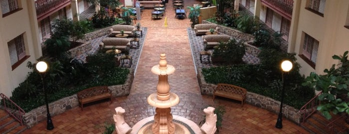 Embassy Suites Corpus Christi, TX is one of The 15 Best Places for Breakfast Food in Corpus Christi.