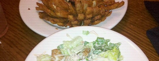 Outback Steakhouse is one of Beyond Eats!.