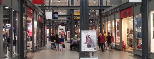 Swindon Designer Outlet is one of Outlets Europe.