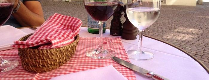 Restaurant Lumière is one of Zürich - Switzerland = Peter's Fav's.