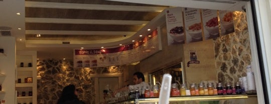 Fresko Yogurt Bar is one of Places to be for ice cream, deserts etc.