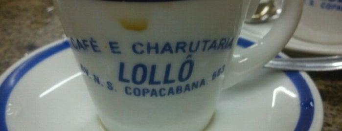 Café e Charutaria Lolló is one of Rio 2013.
