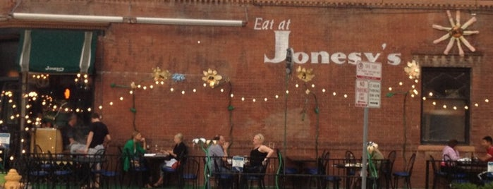 Jonesy's Eat Bar is one of Colorado.