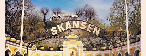 Skansen is one of Estocolmo 2016.