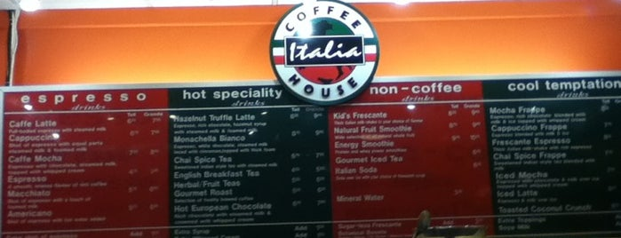 Italia Coffee House is one of Top picks for Coffee Shops.