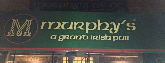 Murphy's of DC is one of French dips.