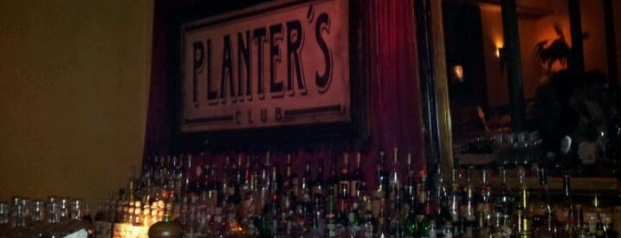 Planter's is one of Vienna Calling.
