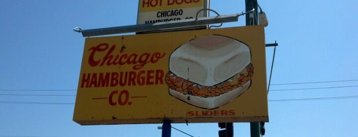 Chicago Hamburger Company is one of How The West Was Won.