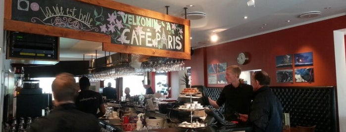 Café Paris is one of Reykjavik.