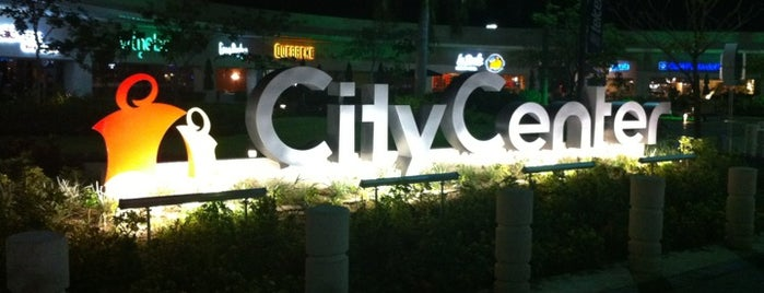 City Center is one of compras.