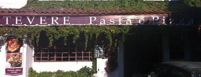 Pizza e Pasta Tevere is one of Restaurantes.