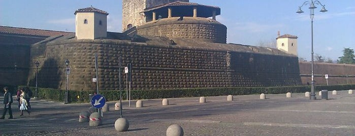 Fortezza da Basso is one of Events & Job.
