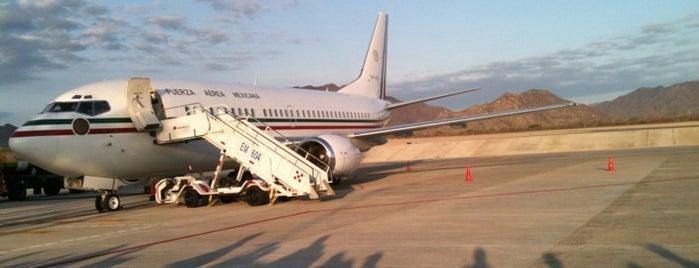 Aeropuerto Internacional de Los Cabos (SJD) is one of Other Airports.