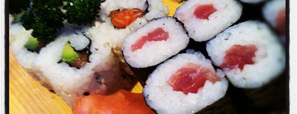 Top Sushi is one of Quartier Latin.