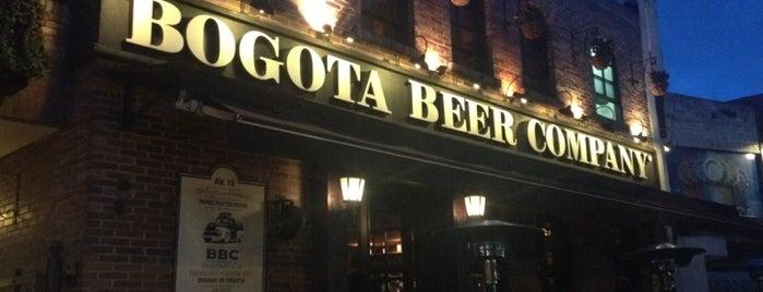 Bogotá Beer Company is one of Aquí Se debería Poder Rayar las Paredes.