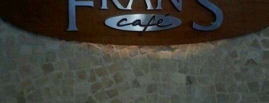 Fran's Café is one of Mooca.