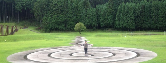 室生山上公園芸術の森 is one of 大阪.