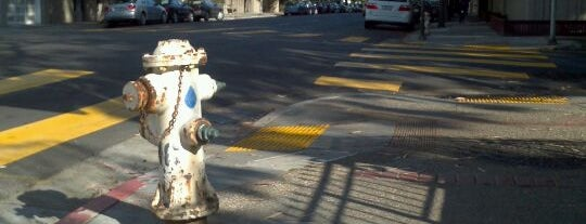 Emergency Drinking Water Hydrant #38 is one of SF Emergency Drinking Water Hydrants.