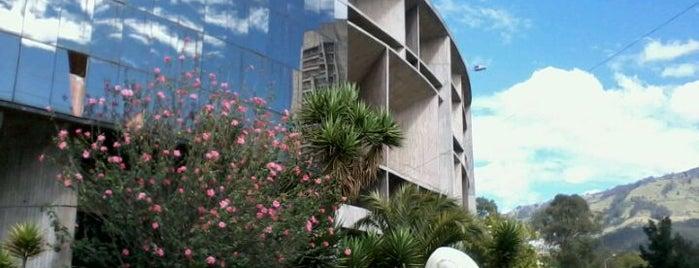 Teatro Nacional - Casa De La Cultura Ecuatoriana is one of Things To Do In Ecuador.
