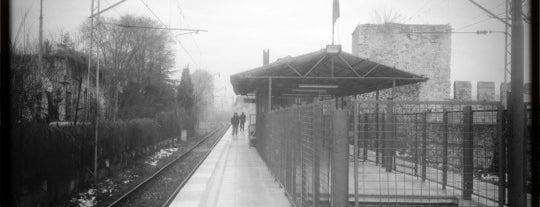 Sirkeci - Halkalı Banliyö Tren Hattı