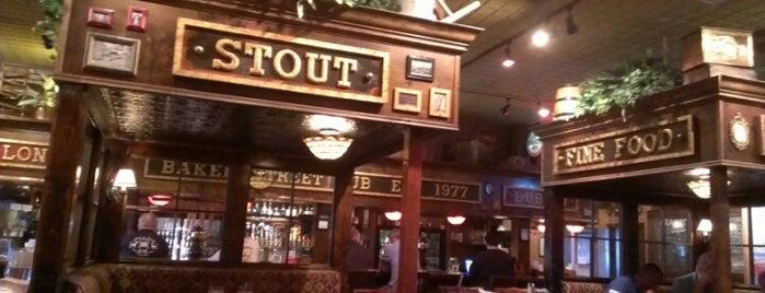 Sherlock's Baker Street Pub is one of Austin.