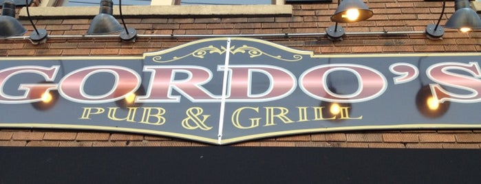 Gordo's Pub & Grill is one of The 13 Best Places for Couscous in Cincinnati.
