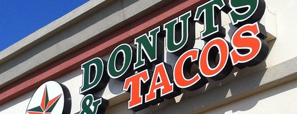 Donut Taco Palace of Round Rock is one of Austin Breakfast & Brunch.