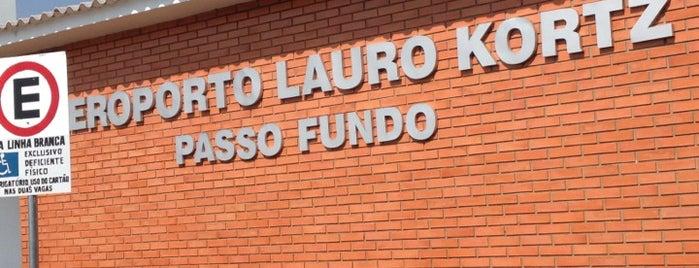 Aeroporto Regional de Passo Fundo / Lauro Kortz (PFB) is one of Aeroportos do Brasil.