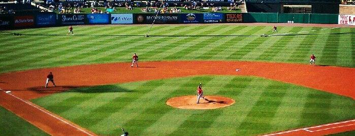 Louisville Slugger Field is one of Guide to Louisville's best spots.