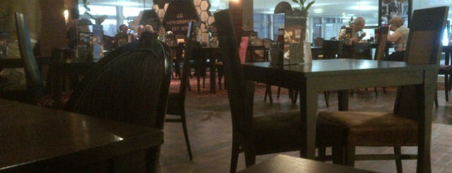 The Beehive (Wetherspoon) is one of JD Wetherspoons - Part 1.