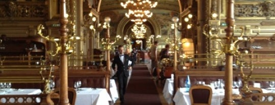 Le Train Bleu is one of Restaurant Paris.