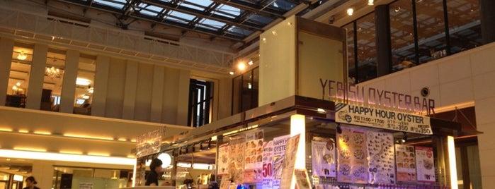 YEBISU OYSTER BAR 生牡蠣専門店 is one of Tokyo-Sibya.